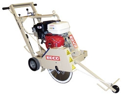 Saw, Concrete Floor saw 18