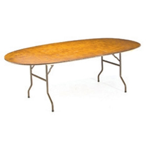 Table, Oval 36