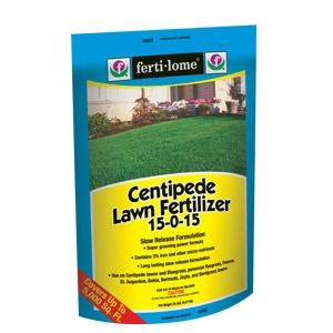 Ferti-lome® Centipede Lawn Fertilizer 15-0-15