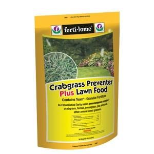 Ferti-lome® Lawn Food Plus Crabgrass Preventer 5M 16-0-8f