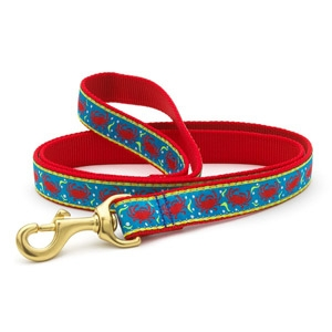 Up Country Crabby Dog Lead