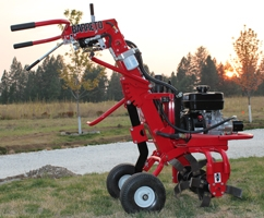 Front Tine Tiller - All Hydraulic