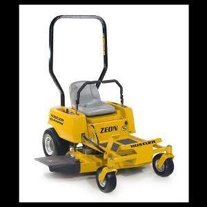 Hustler Zeon™ Electric Mower, Zero-Turn