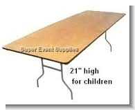 Table, Childrens