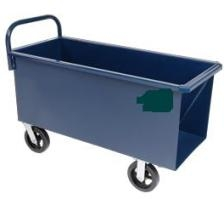 Concrete/Mortar Cart, 6cuft