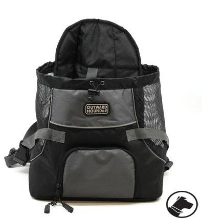 Outward Hound Carrier Front - Medium Black