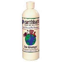 Earthbath Clear Advantages Shampoo 16 oz.