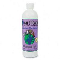 Earthbath Mediterranean Magic Shampoo 16 oz.