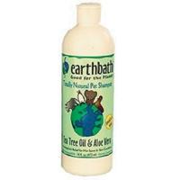 Earthbath Tea Tree & Aloe Shampoo 16 oz.