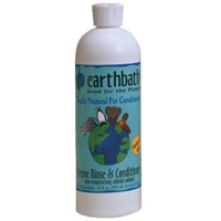 Earthbath Creme Rinse & Conditioner 16 oz.