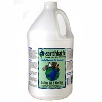 Earthbath Tea Tree & Aloe Shampoo 1 Gallon