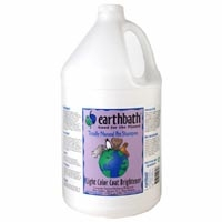 Earthbath Light Color Coat Brightener 1 Gallon