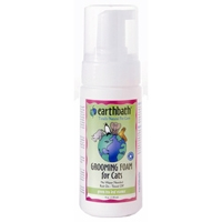 Earthbath Green Tea Waterless Cat Foam 4 oz.