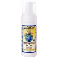 Earthbath Hypo Allergenic Waterless Cat Foam 4 oz.