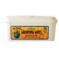 Earthbath Grooming Wipes Mango Tango 100 Ct.