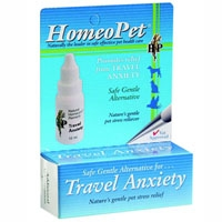 HomeoPet Travel Anxiety Multi Species 1.6 oz.
