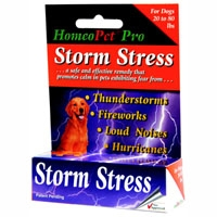 HomeoPet Storm Stress K-9 18-20 pounds 1.6 oz.