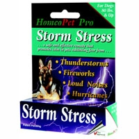 HomeoPet Storm Stress K-9 80 pounds and up 1.6 oz.