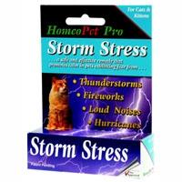 HomeoPet Storm Stress Feline 1.6 oz.