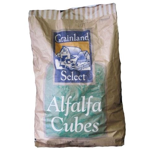 Purina Mills Alfalfa Cubes 50lb Bag