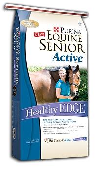 Equine Senior Active 50# Bag