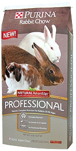 Purina Mills Rabbit Complete Professional Natural AdvantEdge 50lb