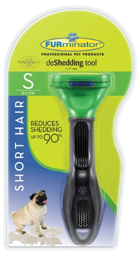 Furminator Deshed Tool Small Dog Short-Hair
