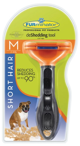 Furminator Deshed Tool Medium Dog Short-Hair