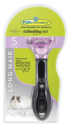 Furminator Desheding Tool  - Cat Long-Hr