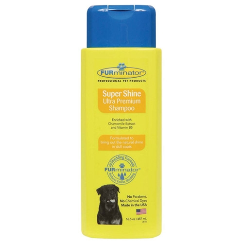 Furminator Dog Super Shine Shampoo 16oz