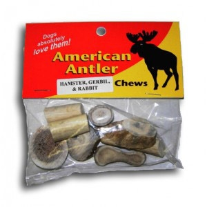 American Antler Critter Chew Small 2Oz