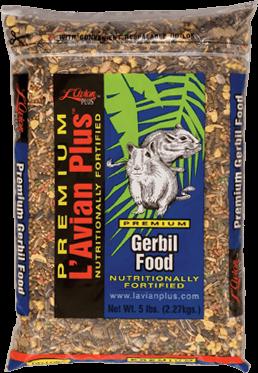 D&D Commodities L'Avian Plus™ Gerbil Food 6/5 lb.