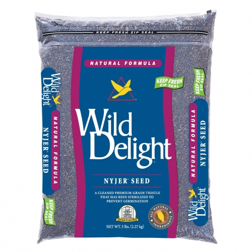 D&D Commodities Wild Delight® Nyjer® Seed 20 lb.