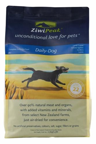 Ziwipk Lmb Dog Cuisine 5.5#