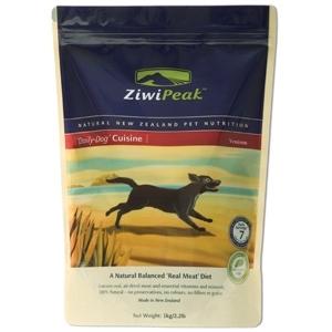 ZiwiPeak Venison Dog Cuisine 2.2 lb.