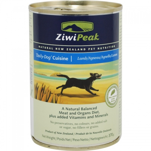 ZiwiPeak Lamb Can Food 12/13oz