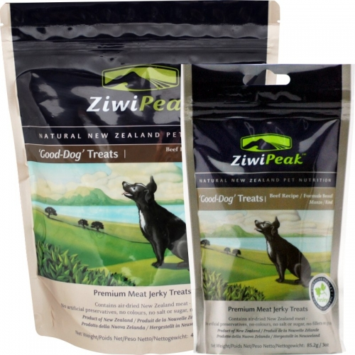 ZiwiPeak Beef Dog Treat 1 lb.