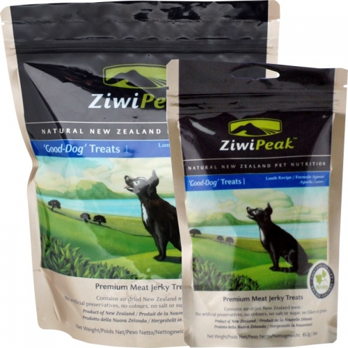 ZiwiPeak Lamb Dog Treat 1lb. Pouch