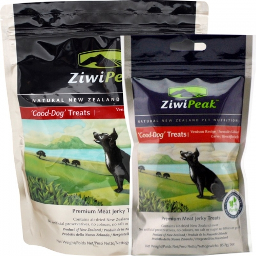 ZiwiPeak Venison Dog Treat 3 oz.