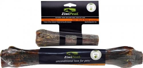 ZiwiPeak Deer Shank Bone - half