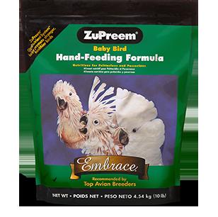Zupreem Embrace Hand Feeding Formula 5 lb. Bag