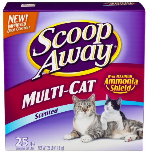 Everclean Scoop away Complete Permormance Multi Cat 1/25#