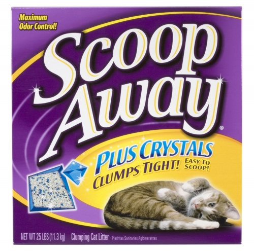 Everclean Scoop Away Plus Crystals 25 lb.