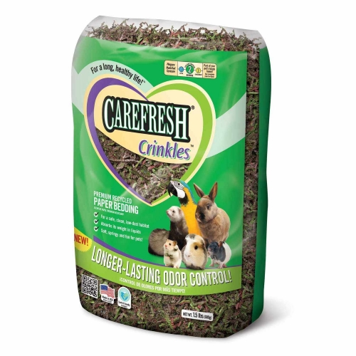 CareFRESH Crinkles ForestFloor 6/1.5#