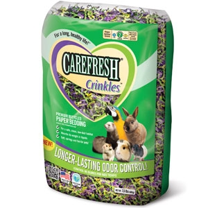 CareFRESH Crinkles Bedding Mardi Gras 6/1.5#