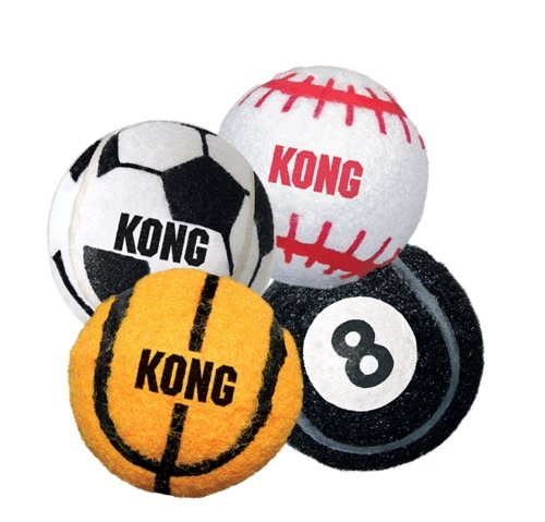 Kong Sport Balls Medium Assorted