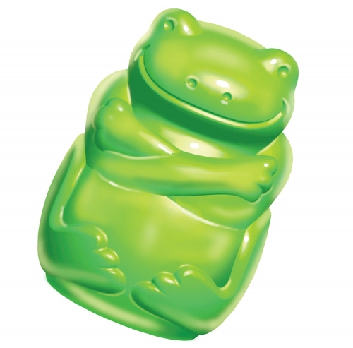 Kong Squeezz Jels Frog Large Assorted