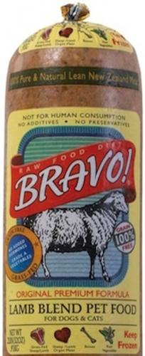 Bravo! Lamb Basic 2lb Chub