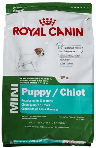 Royal Canin Mini Puppy 13#