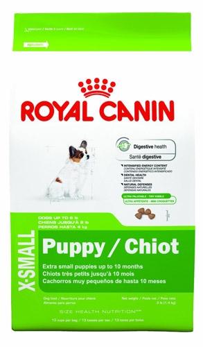 Royal Canin Extra Small Puppy 4/3#